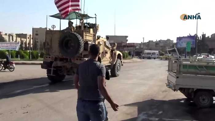 U.S. troops leave Syria, cross into Iraq