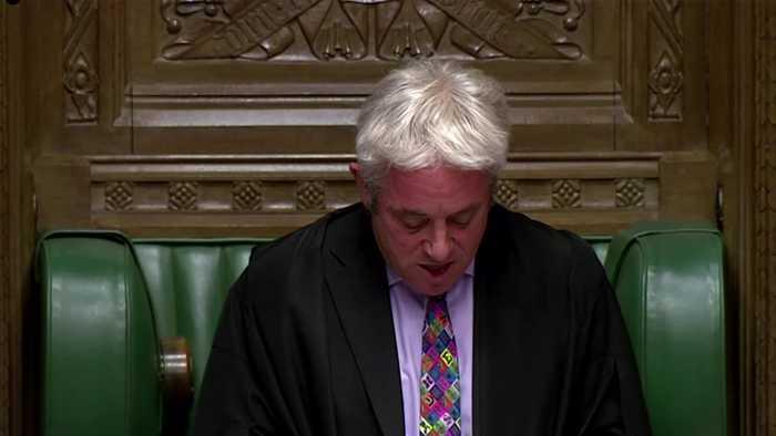 Boris Johnson blocked from holding Brexit vote