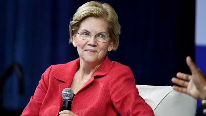 Sen. Elizabeth Warren Outlines $800 Billion K-12 Education Plan