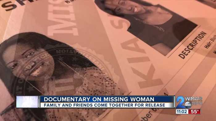Searching For Akia Eggleston: an exclusive screening of an 8-months pregnant missing Baltimore mother