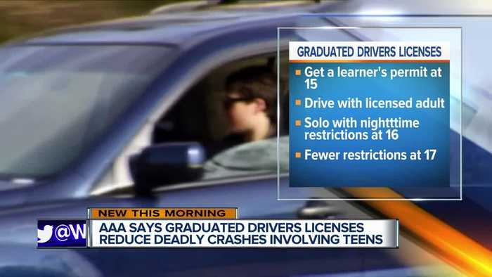 National Teen Driver Safety Week kicks off