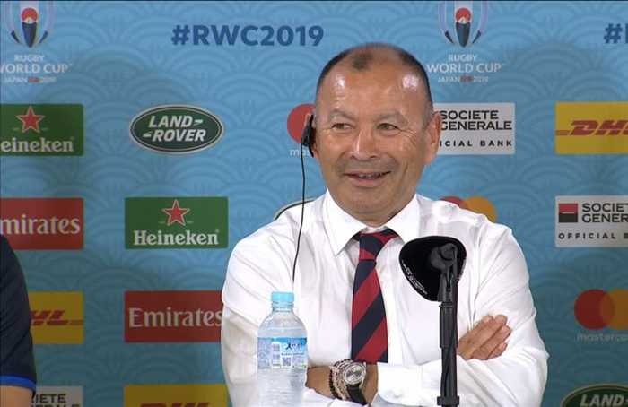'Not a lot of sympathy' for native Australia, says England coach Eddie Jones