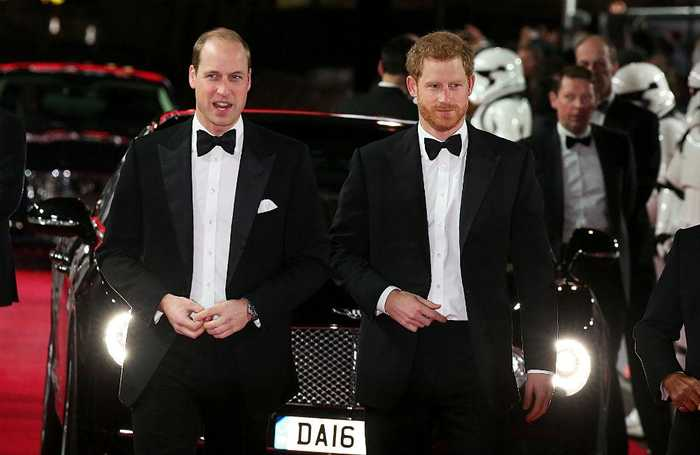 Prince Harry: Prince William and I have good days and bad days