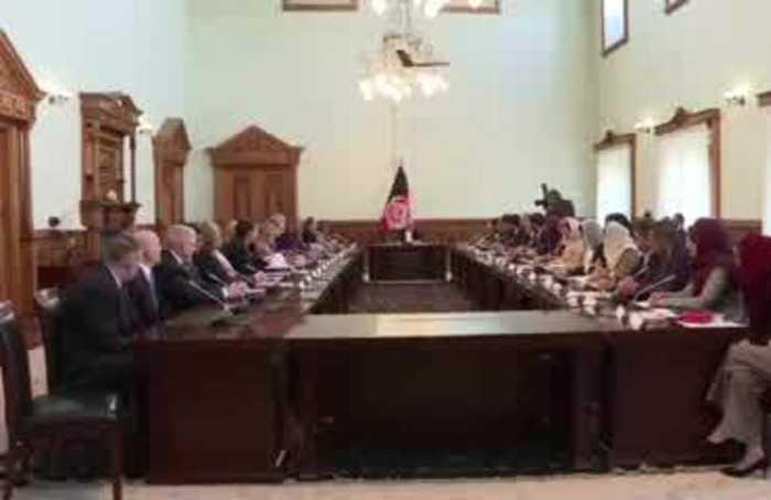 House speaker Pelosi makes unannounced visit to Afghanistan