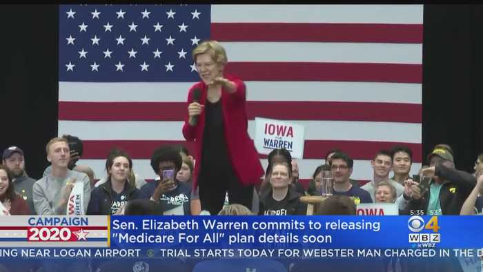 Elizabeth Warren Commits To Releasing 'Medicare For All' Plan Details Soon
