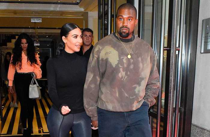 Kim Kardashian West and Kanye West renewed their vows