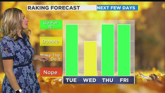 WBZ Midday Forecast For October 21