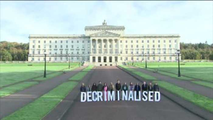 Stormont legalises abortion and same-sex marriage