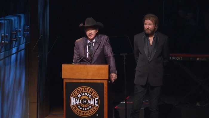 Brooks & Dunn Inducted Into Country Music Hall Of Fame