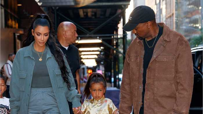 Kim Kardashian Reveals Fourth Child Psalm Almost Named Ye Instead