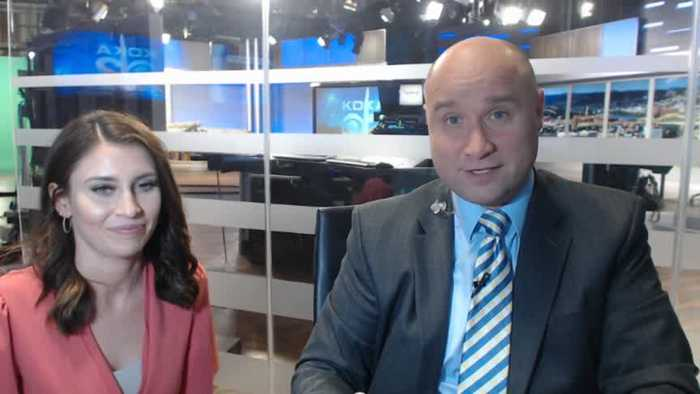 Reporter Update: Ray Petelin - Afternoon Forecast 10/21/19