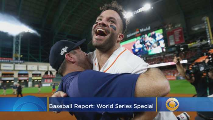Baseball Report: Astros, Nationals Historic World Series Pitching Matchup