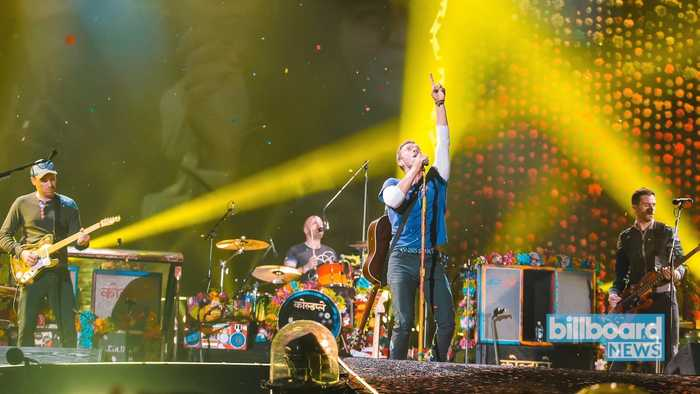 Coldplay Set to Release Double Album | Billboard News
