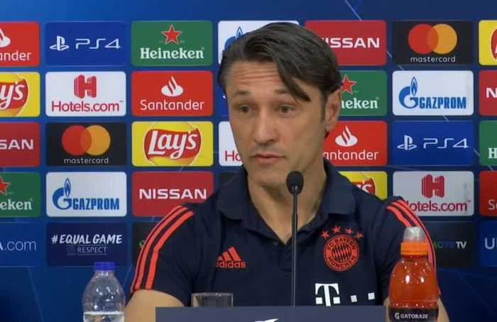 'Bayern are made to win every game,' says coach Niko Kovac