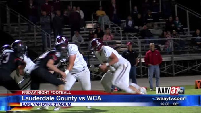 Friday Night Football Week 9 Part 2