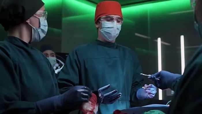 The Good Doctor S03E06 45-Degree Angle