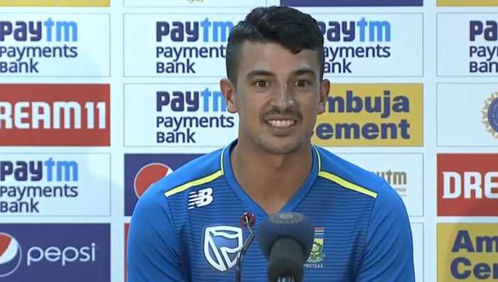 Ind vs SA: Indian bowler extremely disciplined, says Zubayr Hamza   OneIndia News