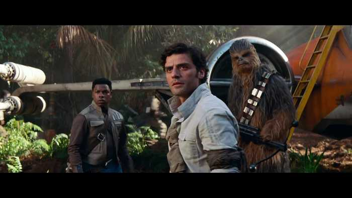 Star Wars The Rise of Skywalker Movie