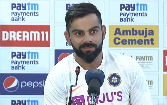 Need to have 5 centres to keep test cricket alive: Virat Kohli | OneIndia News