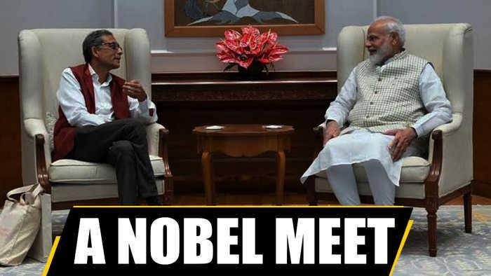PM Modi met Nobel laureate Abhijit Banerjee | Oneindia News