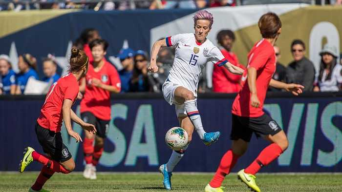 Watch: Rapinoe, Morgan, Bronze and White on Ballon d'Or shortlist