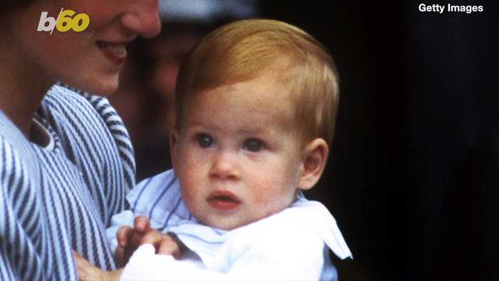 Royal Watchers Fawn Over How Prince Harry and Archie Look Identical as Babies