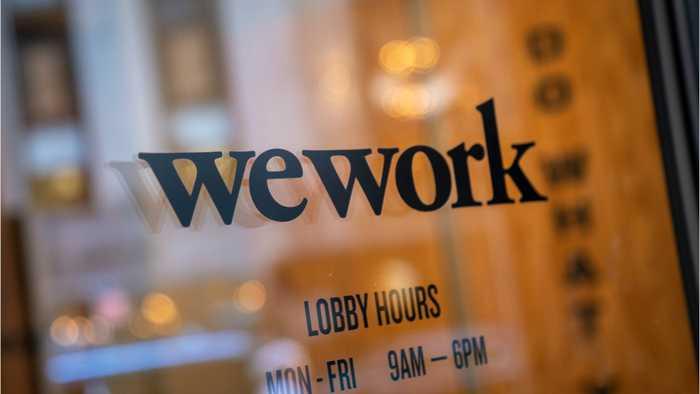 SoftBank Paying Out WeWork Founder Adam Neumann