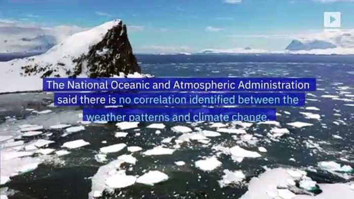 Ozone Hole Shrinks to Smallest Size On Record