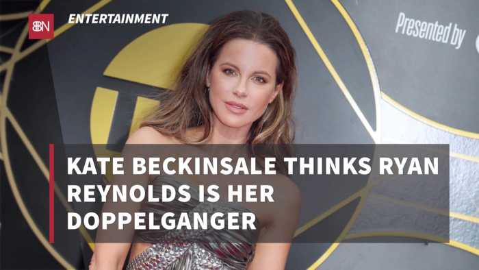 Kate Beckinsale Compares Herself To Ryan Reynolds