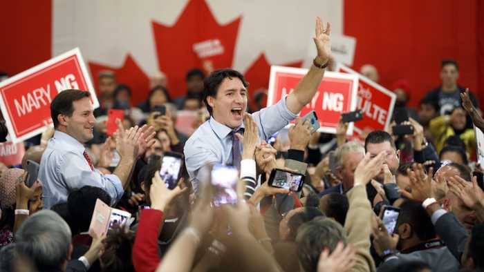 Canada Reelects Justin Trudeau As Prime Minister