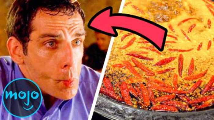Top 10 Foods So Spicy We Can't Even