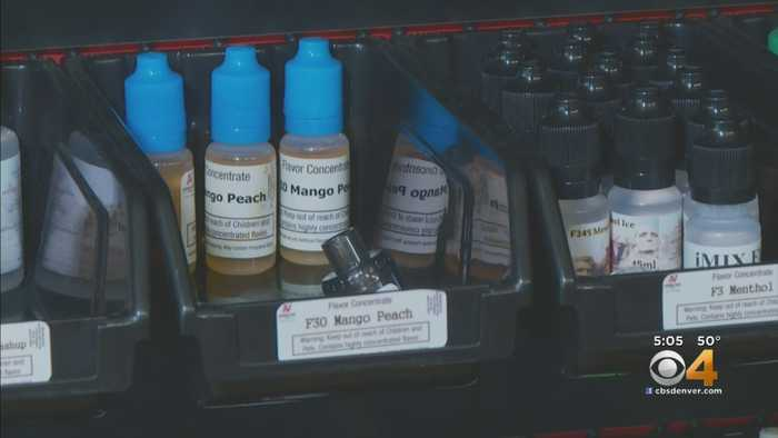 Boulder Business Finds Way To Avoid New Rule On Vaping