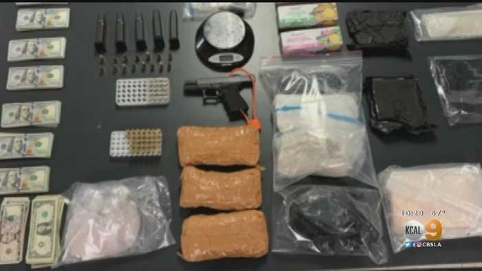 Deputies Seize 18 Pounds Of Fentanyl In Massive OC Drug Bust