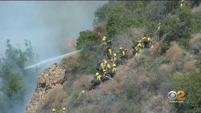Pacific Palisades Fire 10% Contained, Evacuations Lifted