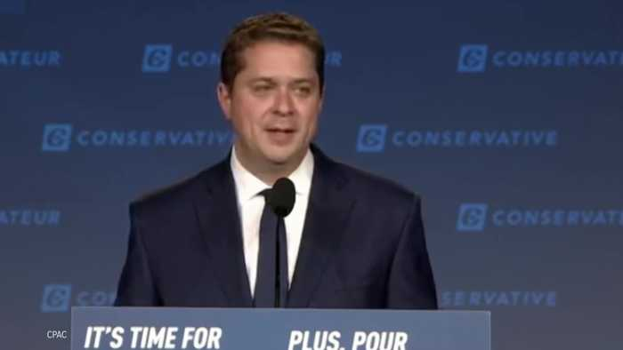 Andrew Scheer: 'Conservatives Have Put Justin Trudeau On Notice'