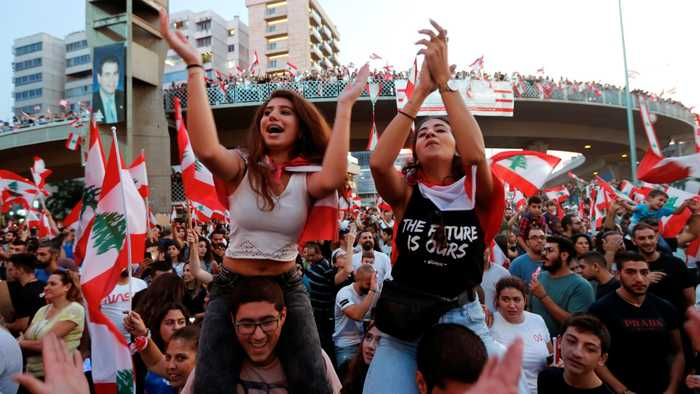Lebanon protesters reject government reform promises