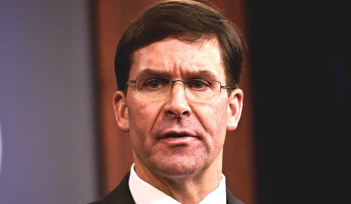 US cutting troops but 'still committed' to Afghan solution: Esper