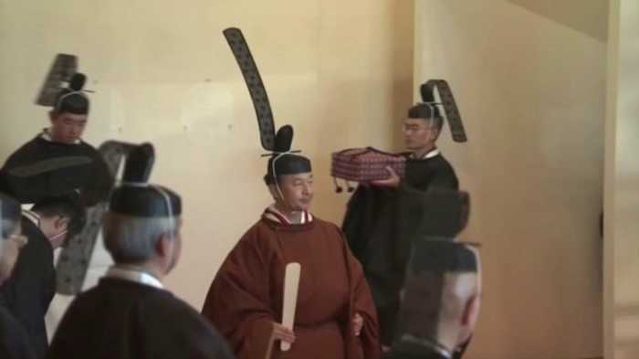 Japan Enthronement Ceremony Brings Royal Dignitaries From Around the World