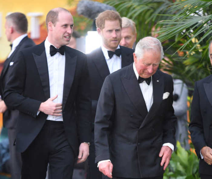 Prince William Feels 'Extremely Concerned' About Prince Harry