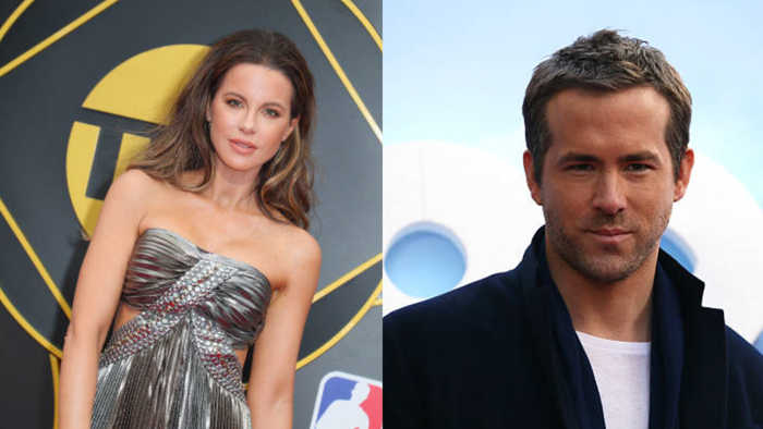 Kate Beckinsale thinks Ryan Reynolds is her doppelganger