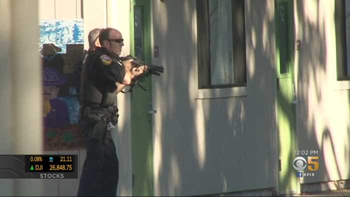 1 Injured In Shooting At Santa Rosa School; Suspect In Custody