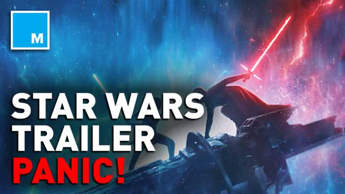 One line in 'The Rise of Skywalker' trailer has fans reeling