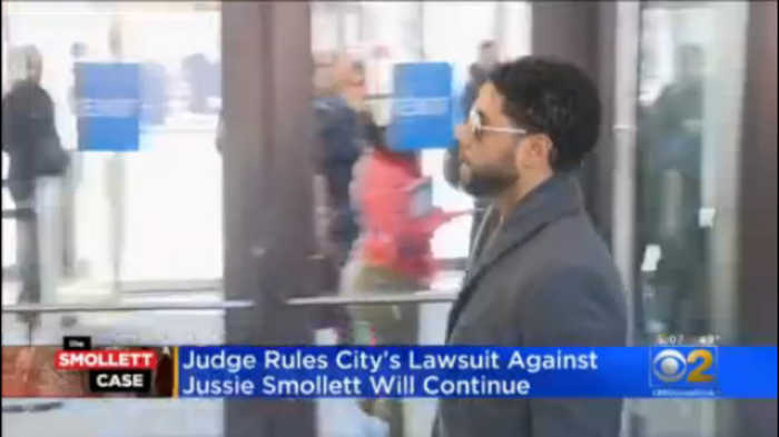 Judge: Case Against Smollett To Continue