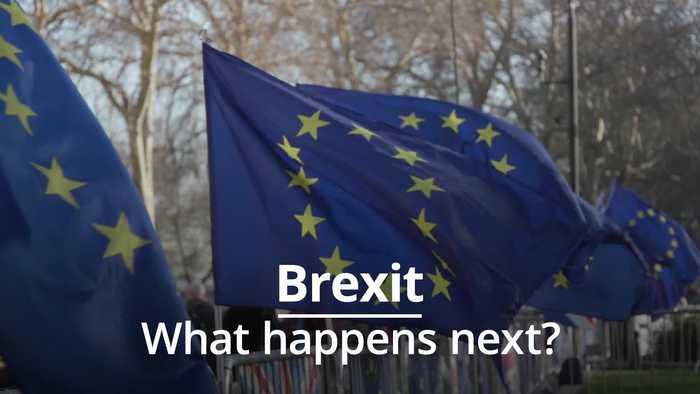 Brexit: What happens next?