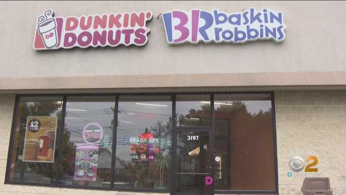 Dunkin' Donuts Employee Stops Armed Robber On Long Island, Saves Teen Coworkers,