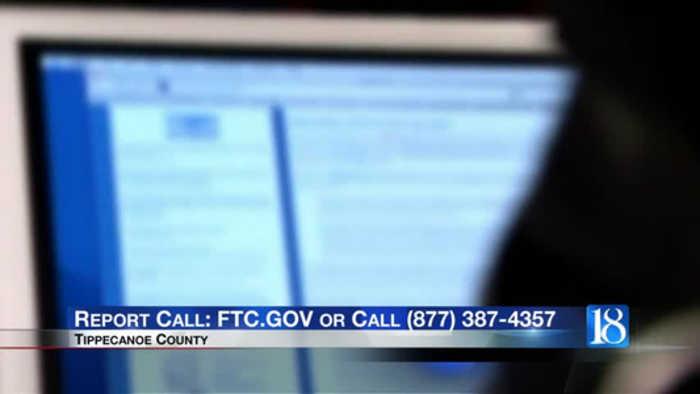 Tippecanoe County Sheriff's Office warns of possible impersonator