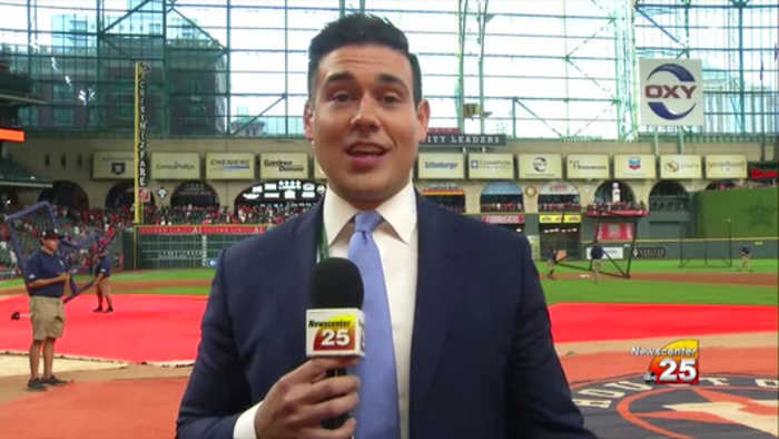 Newscenter 25 Sports At The World Series
