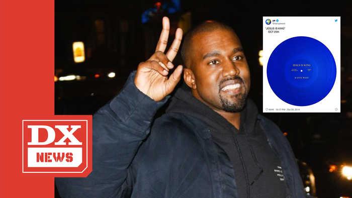 Kanye West Opens