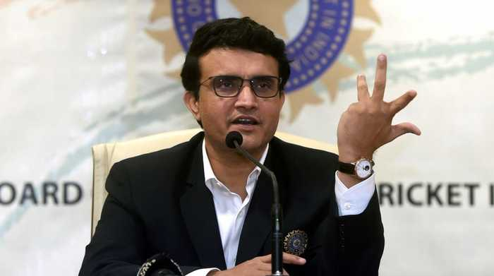 Sourav Ganguly's first Press Conference after getting elected as BCCI President