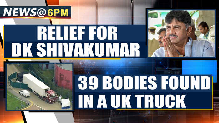 NEWS AT 6 PM 23rd OTOBER 2019 | OneIndia News